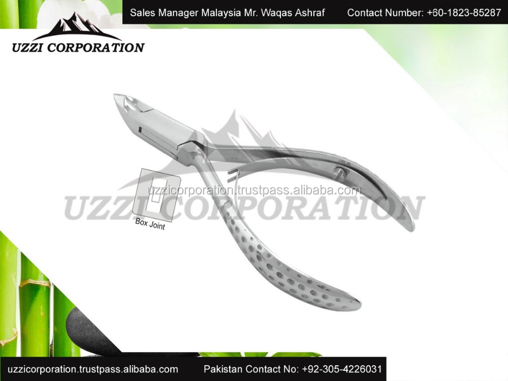 Most popular super quality nail & cuticle nippers with competitive price
