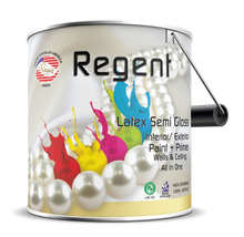 Latex Semi Gloss Premium Paints / Paint