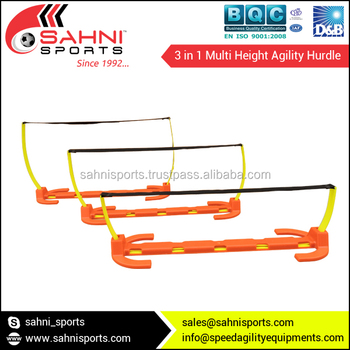 3 in 1 Multi Height Agility Hurdle