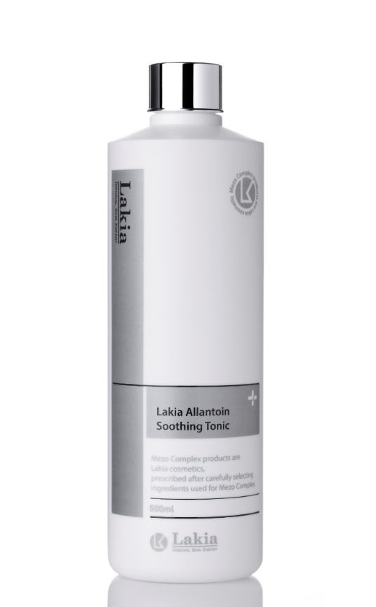 Lakia Allantoin Soothing Tonic 500ml, Made in KOREA