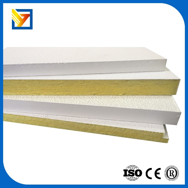 fireproof mineral wool acoustic board