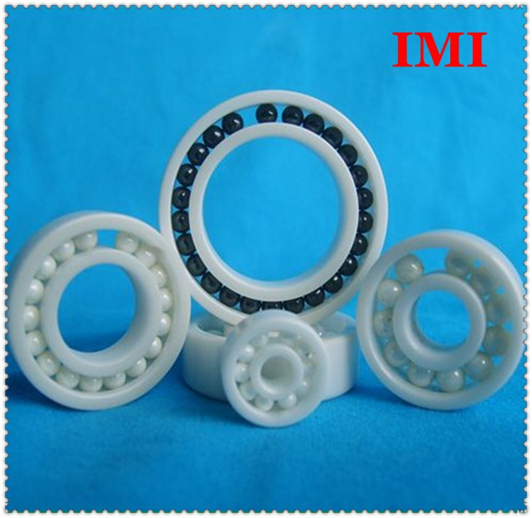 42-0059 Freeshipping ceramic ball bearing speed skate 608 full ceramic bearing