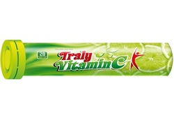 TRALY VITAMIN C -Dietary supplement