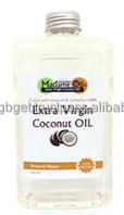 100% Cold Pressed Extra Virgin Coconut Oil in 500ml. bottle