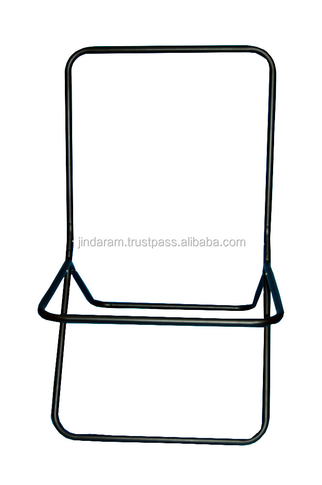 Foldable Small Square Butterfly Chair Frame