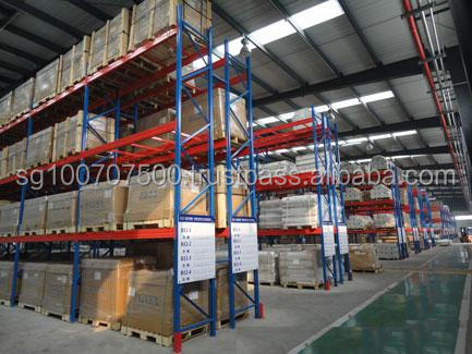 Warehouse Storage Pallet Racking For Industial Racking beam racking