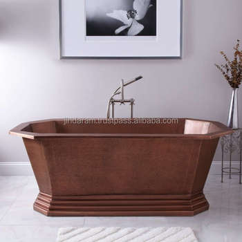 High Quality Copper Bath Tub