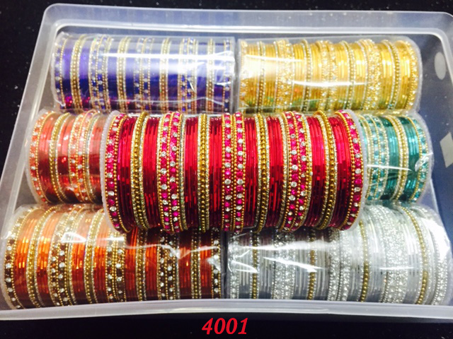 Designer Ethnic Stone Bangles for women