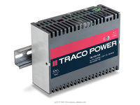 TRACO POWER TIS Series Power Supply particularly designed for industrial process applications control systems and machine tools