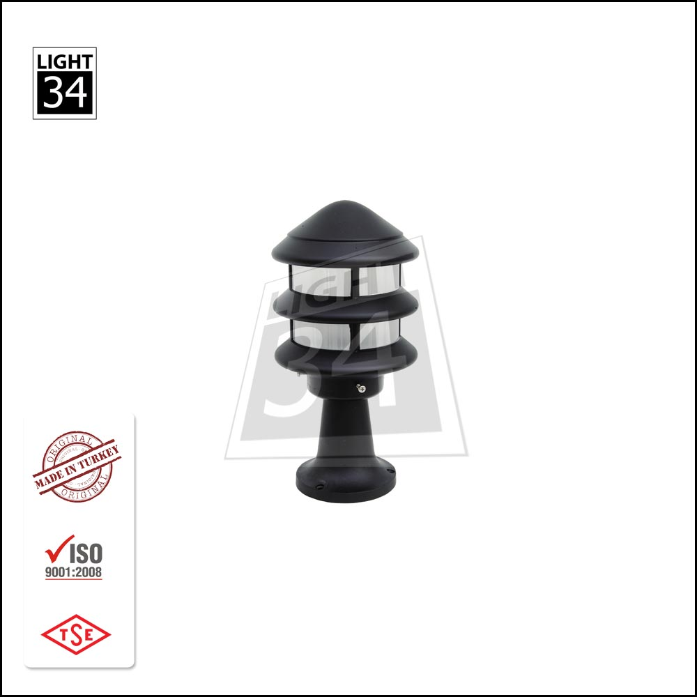 Bollard Light Exterior Pillar Light Landscaping Light