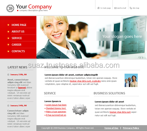 Corporate websites , Small business websites , Brand websites , Mobile websites , Ecommerce Website Development