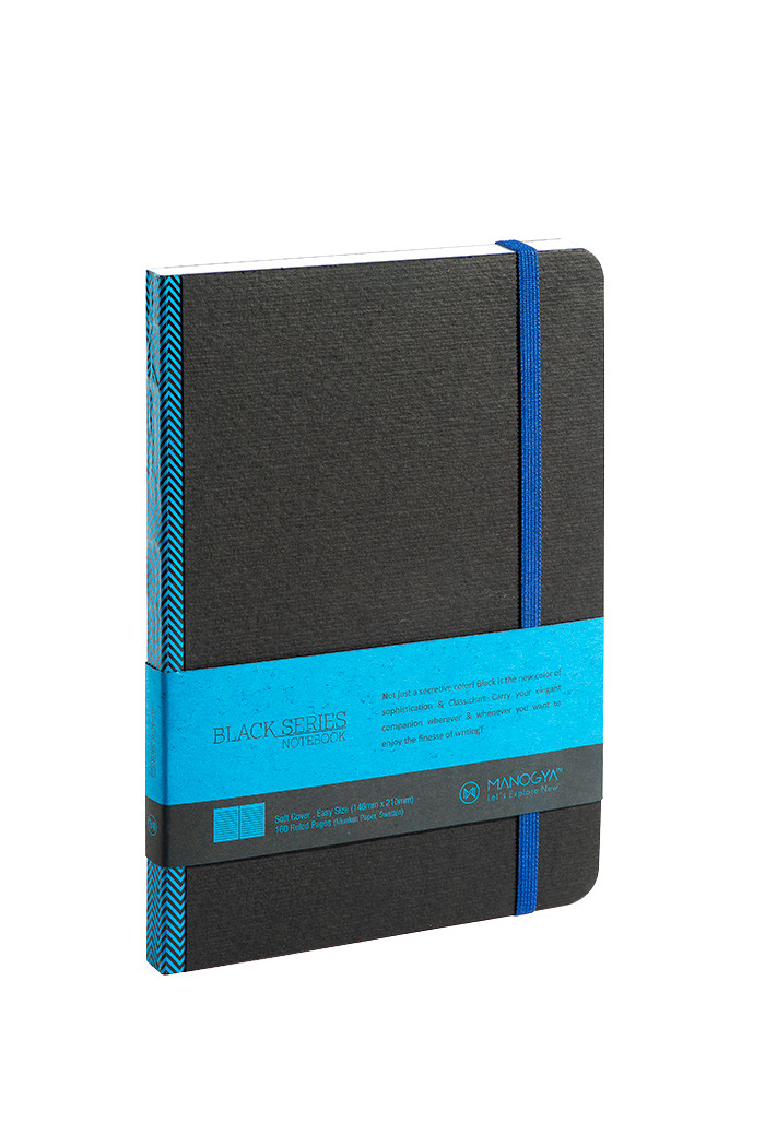 A 5/ BLACK PREMIUM NOTEBOOK/ BEST WHOLESALE/ ACID FREE PAPER NOTEBOOK