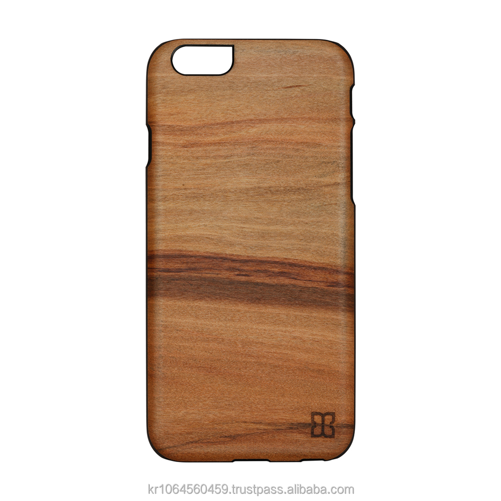 Man and Wood Slim Cappuccino Case