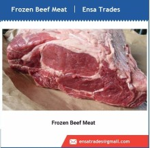 Frozen beef trimming, Halal frozen meat