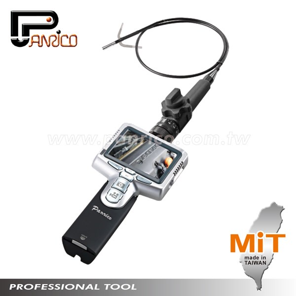 Taiwan 2 way 360 Degree Articulation Endoscope Flexible Borescope