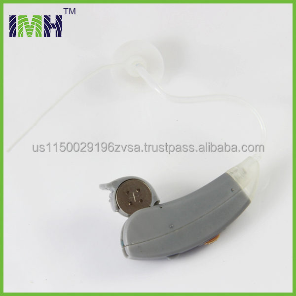 Programmable 13a battery smart bte hearing aid