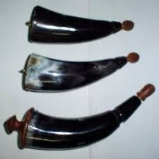 Various size in natural drinking horn