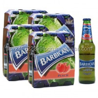 Barbican Malt Beverage Peach
