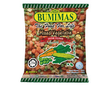 Bumimas Mix Vegetables 1kg