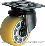 Durable 3 ton heavy duty pu caster wheel caster at reasonable prices