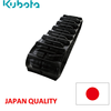 Durable and High quality kubota rice harvester DC70 rubber track at reasonable prices , OEM available