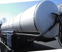 co2 tank Gofa 3 axles gas semi trailer semi-trailer truck trailer for sale used
