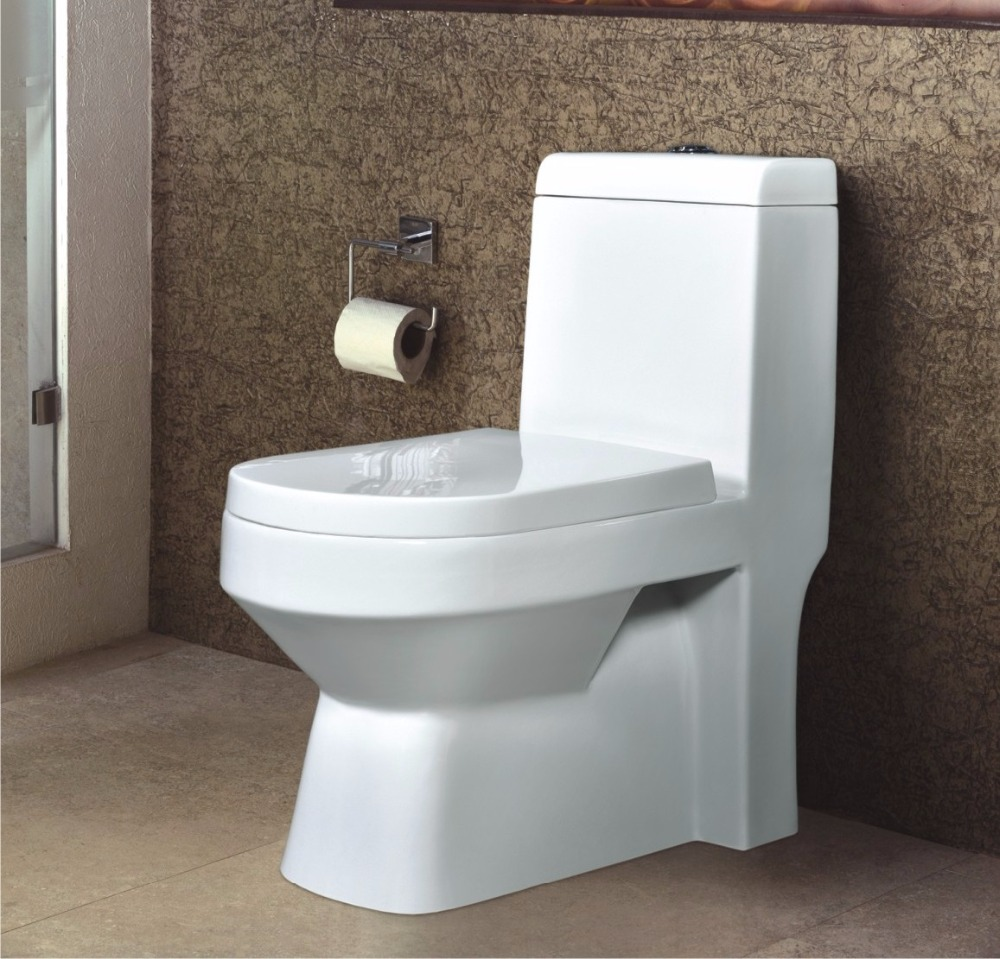SUPERB DESIGN ONE PIECE TOILET - NEON
