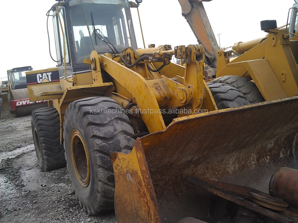 front end loader Used caterpillar 938F loaders for sale from usa