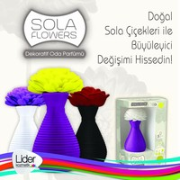 Sola Flower Decorative Air freshener