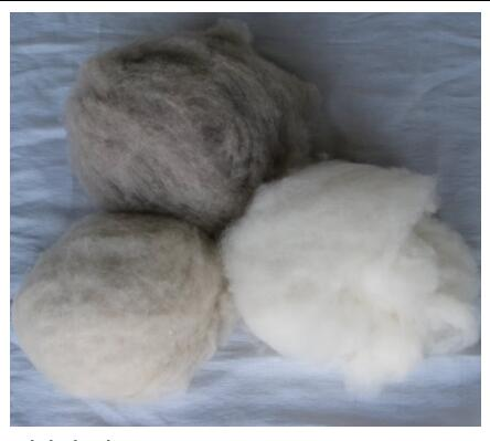 Good quality cashmere fiber factory in china