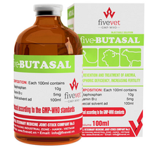 Butaphosphan 10%, Vitamin B12 5mg/100ml injection, TONIC, VITAMIN