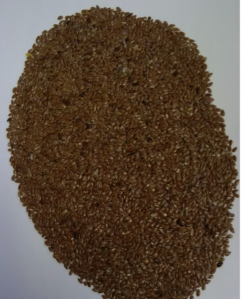 Flax Seeds (Brown and Golden)