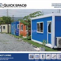 Quick Space Export Type Prefabricated Building
