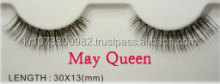 [May Queen] Flare eyelashes for strip eyelash extension (TNB0027) / silk lash/3D Mink/ Synthetic Eyelashes