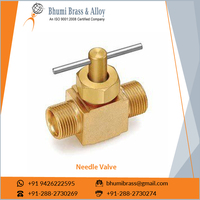 Export Supplier of High Pressure Standard Quality Needle Valve at Best Price