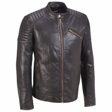 Top quality leather motorcycle jacket / Motorcycle Jacket Sialkot Pakistan