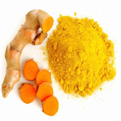 Dried Turmeric Finger and Powder