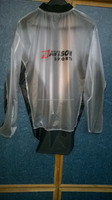 Motorcycle road rider rain jackets