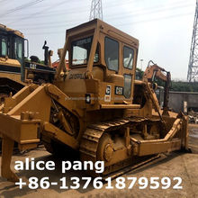 USA crawler-mounted bulldozer (CAT D7G MODEL)