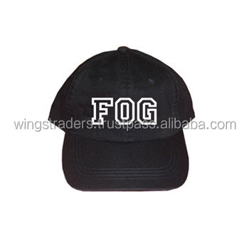 FOG Embroidered Base Ball Cap,Bridal Gift Cap