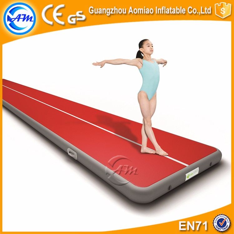 New Style Air Trick Inflatable Mats Dwf Material