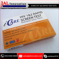 Bulk Manufacture and Exporter HIV Rapid Screen Test Kit