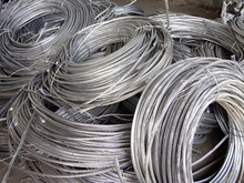 Aluminum Wire Scrap 99%