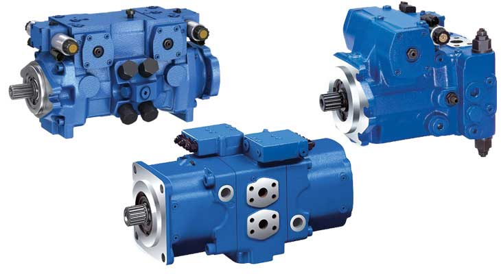 Gear Hydraulic Pump Motor for Construction Machinery and Heavy Industrial