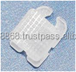 Hot selling!mesh base Ceramic ROTH/MBT brackets with CE/ISO,stock in Germany!CE/FDA