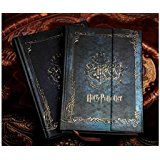 Vintage harry potter notebook /Diary Book/Hard Cover Note /Notepad/calendar