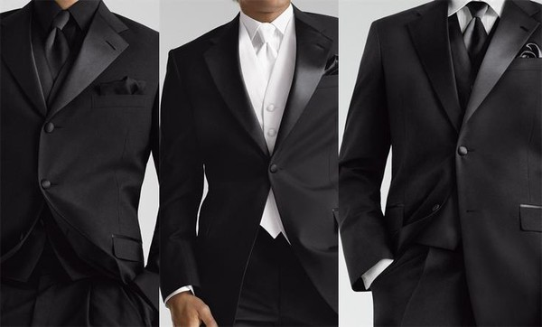 2016 Tailored Slim Fit Man Groom Wedding Suit