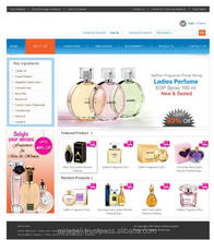 Professional ecommerce website Design for Perfume at reasonable price with SEO