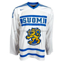 ice hockey team jerseys,custom sublimation team wear/All Star Navy blank Ice Hockey Jersey