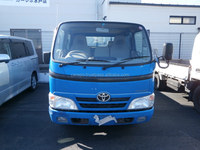 JAPANESE USED CAR TOYOTA DYNA W CABINET 2008 ADF-KDY231 EXPORT FROM JAPAN